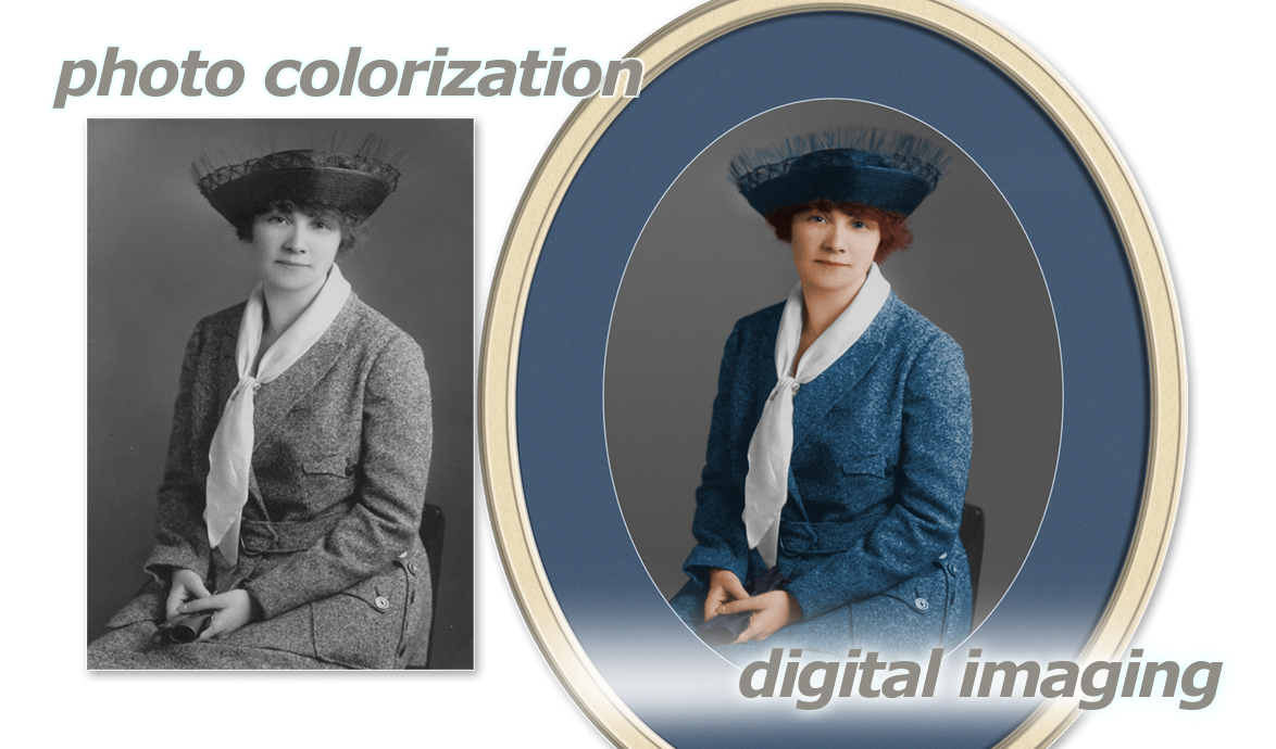 Photo Colorization Slide